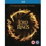 Lord of the rings trilogy Filmer The Lord of the Rings: The Motion Picture Trilogy [Blu-ray] [3Blu Rays+3 DVD's]